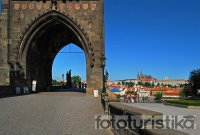 Charles Bridge and the Old Town Bridge Tower