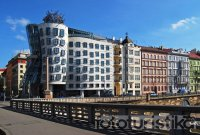 New Town - Dancing House